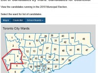 Municipal Election Candidates Meeting September 26th, 2018