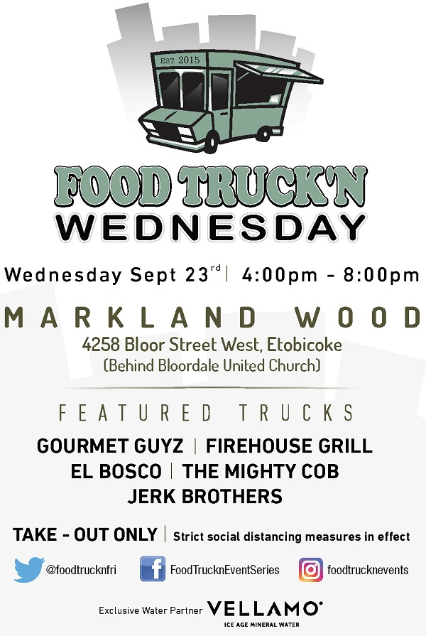 Food Truck'n Wednesdays