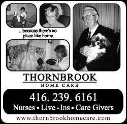 Thronbrook Home Care, Nurses - Live-Ins, Care Givers